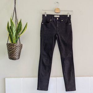"""New Madewell Taller 9"""" Mid-Rise Skinny Jeans"""